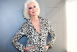 My hero - Carmen Dell' Orefice